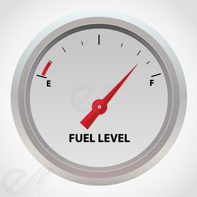 Free Vector Fuel Level Indicator download