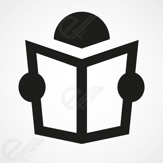 Read Icon vector illustration