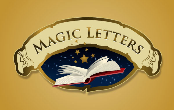 Magic Letters illustration