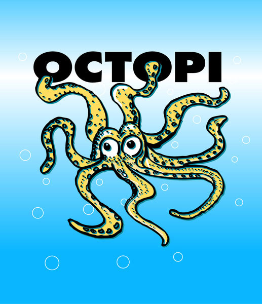 OCTOPI illustration