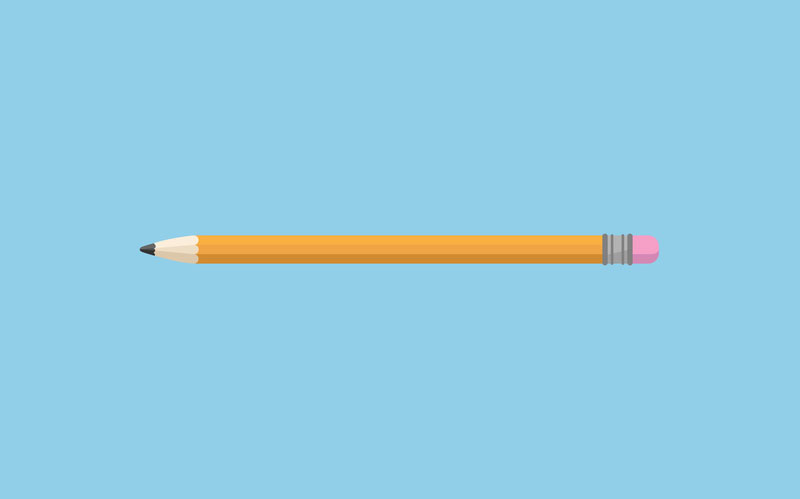 Pencil Vector illustration
